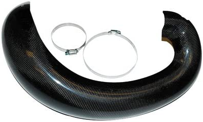 Enduro Engineering Carbon Fiber Limited time trial price Pipe Guard for 300 XC- Stock shopping KTM