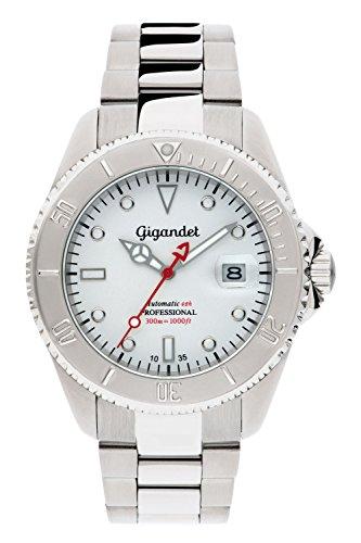 Gigandet G2-015 - Orologio da uomo, con cinturino in acciaio inox, colore:...