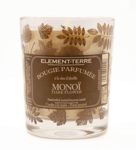 ELEMENT-TERRE Monoï Scented Candle 200 g, 50 Hours