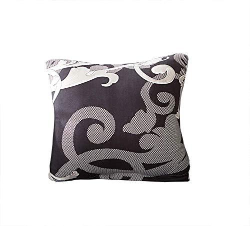 1 2 3 4 plazas Funda de sofá elástica extraíble Fundas de sillón Fundas de sofá con estampado de flores estampadas Fundas de sofá elásticas para decoración de salón en casa Protector de sofá