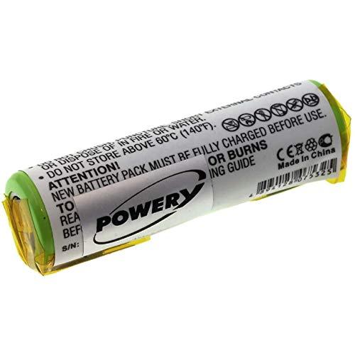 Powery Batería para Maquinilla de Afeitar Philips HQ9190XL