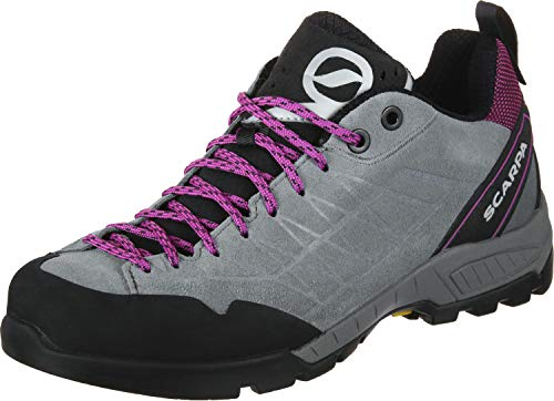 Scarpa Epic GTX Schuhe Damen Metal Gray/Fuxia Schuhgröße EU 38,5 2020