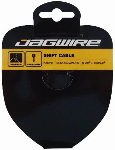 Brake Shift Cable Set Front Rear Jagwire Shimano SLR SIS sp41 Teflon Niro Trains