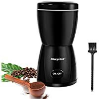 Morpilot 200w Electric Coffee Grinder with Stainless Steel Blades