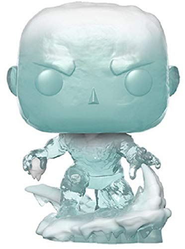 Funko Pop! Bobble Vinyle Marvel: 80th - First Appearance - Iceman