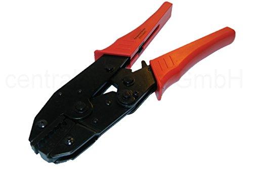 Crimpzange 0,5 - 4,00 mm² für Aderendhülsen - Zange für Kabelhülsen Presszange
