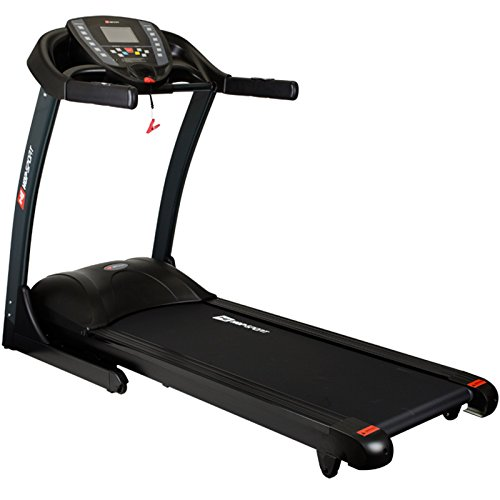 Hop Sport Tapis Roulant Elettrico Cyclette fittnes dispositivo LCD Display Motor 3,0 PS pieghevole