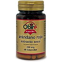Arándano rojo 5000 mg. (ext. seco 200 mg.) 60 capsulas