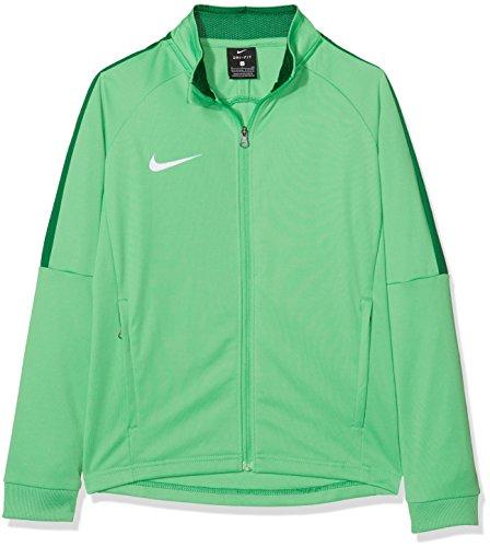 Nike Kinder Dry Academy18 Football Jacket, Black/Anthracite/White, XS