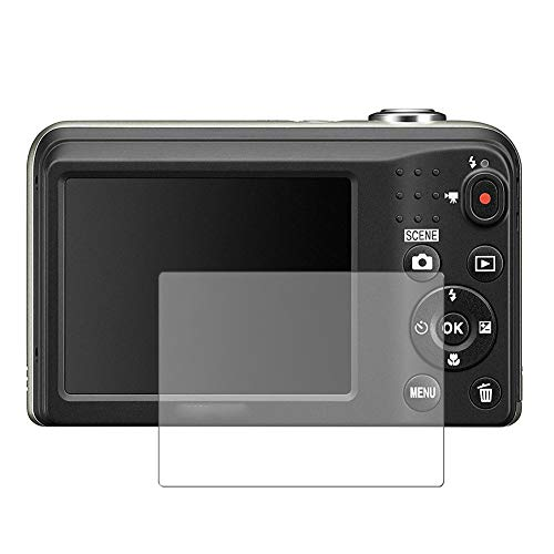 Vaxson TPU Pellicola Privacy, compatibile con Nikon COOLPIX A10, Screen Protector Film Filtro Privacy [ Non Vetro Temperato ]