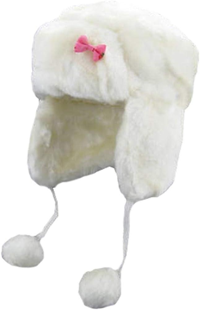 Oncefirst Baby Toddler Boys Girls Ushanka Earflap Winter Trapper Hat Cap