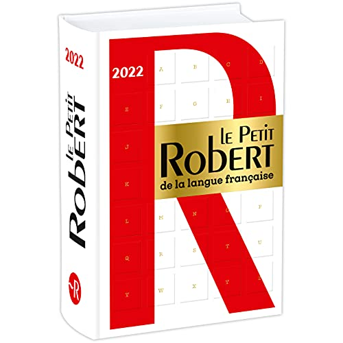 Le petit Robert 2022: Book only without internet access