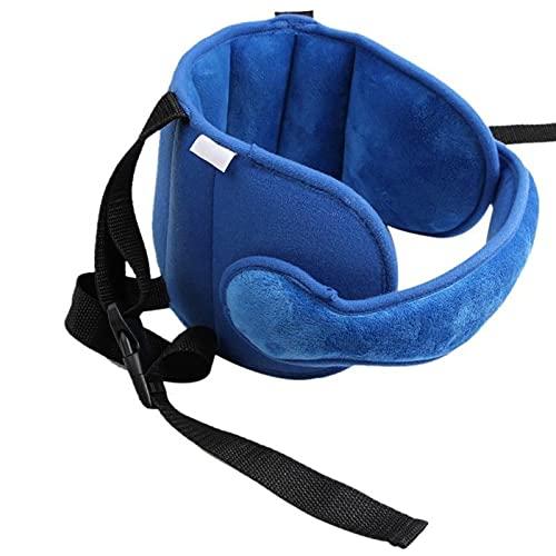 Almohada para el cuello del coche Cabeza de bebé Se arregló la almohada para dormir de la almohada para niños Soportes de asiento para niños Protección del cuello Pista reposacabezas Travel Travel Sap