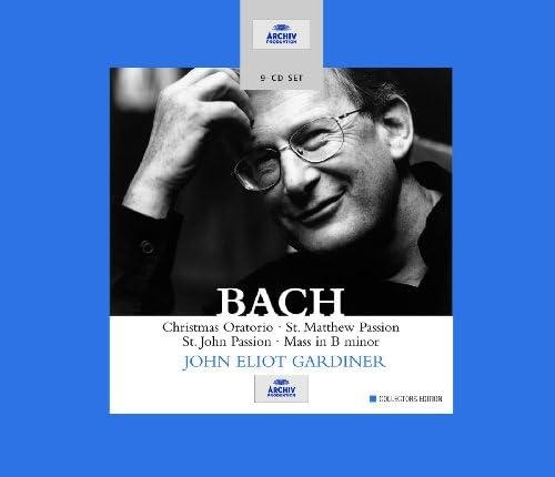 English Baroque Soloists, John Eliot Gardiner & Johann Sebastian Bach