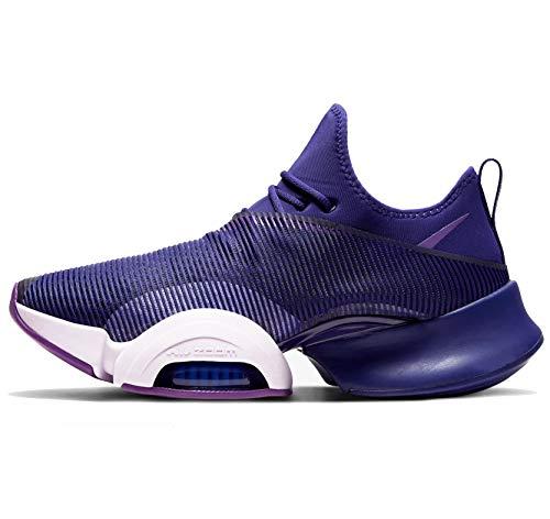 Nike Womens Air Zoom Superrep HIIT Class Shoe Womens Bq7043-550 Size 7.5