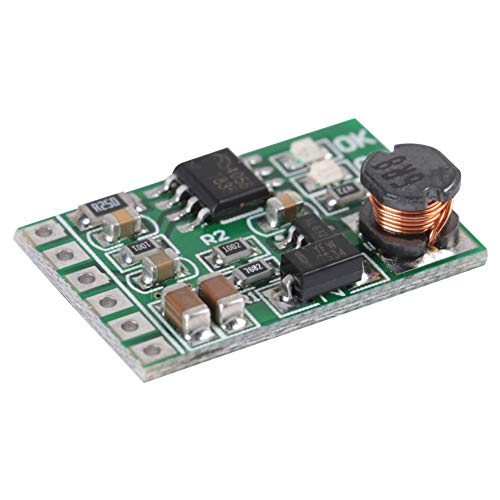 Módulo de impulso ligero, tablero de bricolaje de energía UPS LED duradero, prácticos reproductores MP3 / MP4 para carga solar