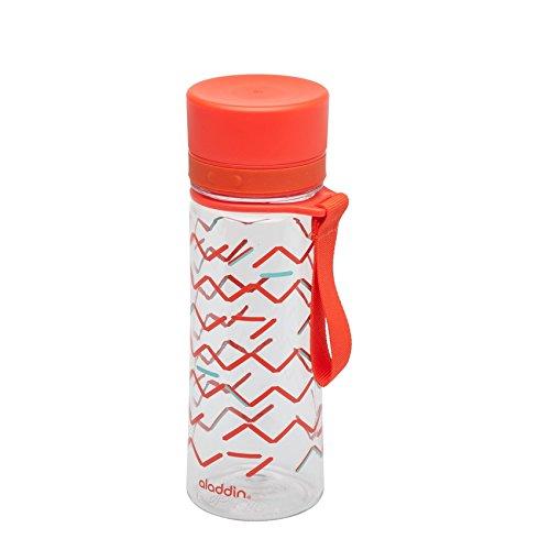 Aladdin 32380 AVEO Trinkflasche Kids, tomato, 0.35 Liter
