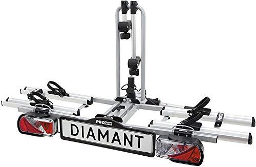Pro User Diamant fietsendrager voor 2 fietsen (ook e-bikes)