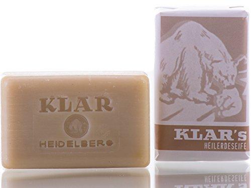 Klar's Heilerde-Seife