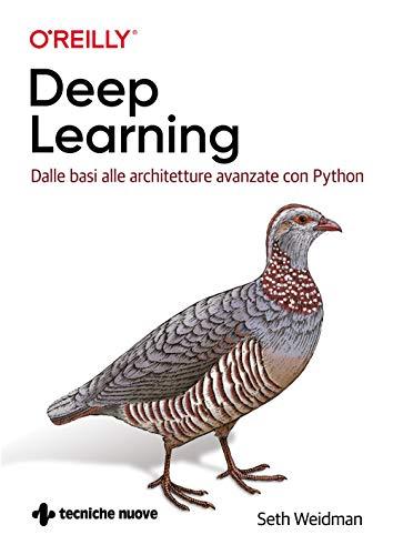 Deep learning. Dalle basi alle architetture avanzate con Python