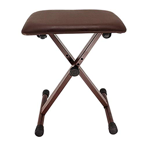 Fantastic Deal! Kindlov-mus Deluxe Comfort 4-Position Adjustable Universal Instrument Chair Folding ...