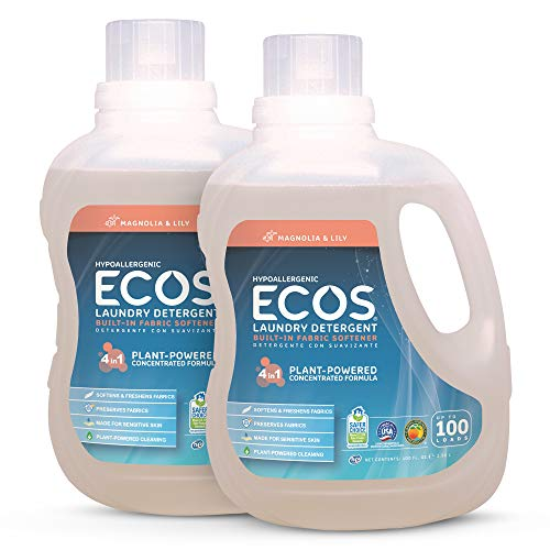 Product Image of the ECOS Laundry Detergent