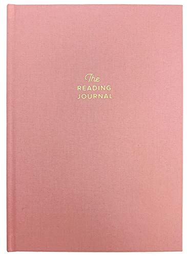 Reading Journal. Book Journal for Book Lovers & Readers. Review and Track Your Reading (Pink)