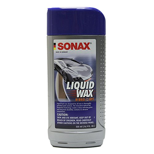 Sonax (201200-755) Hybrid NPT Liquid Wax - 16.9 fl. oz.