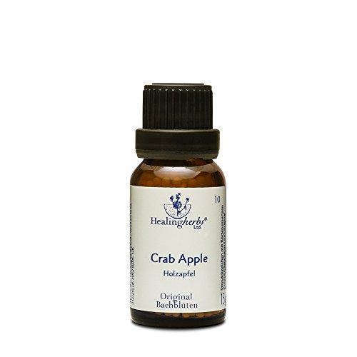 Healing Herbs Bachblüten Crab Apple Globuli, 15 g