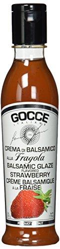 Gocce Crema di Balsamico alla Fragola, 2er Pack (2 x 220 g)