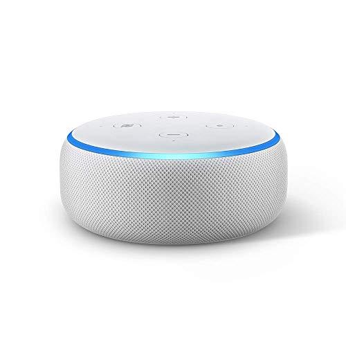 All-new Echo Dot (3rd Gen) - Smart speaker with Alexa - Sandstone