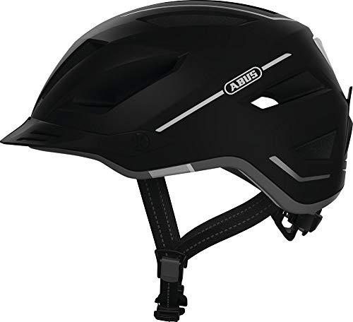 Abus Unisex– Erwachsene PEDELEC 2.0 Fahrradhelm, Velvet Black, L