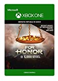 for honor currency pack 5000 steel credits | xbox one - codice download