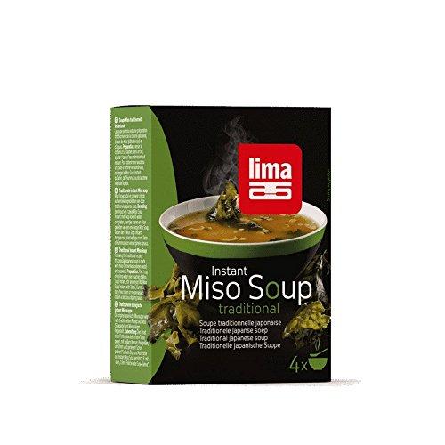 Zuppa di Miso Istantanea 40 G Lima