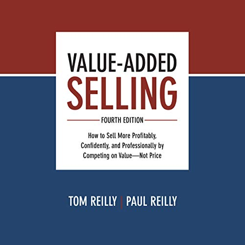 Value-Added Selling, Fourth Edition cover art
