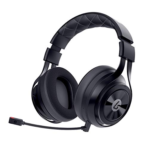 LucidSound LS35X Wireless Surround Sound Gaming Headset - Officially Licensed for Xbox One - Works Wired with PS4, PC, Nintendo...