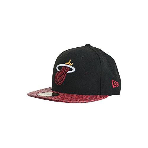 New Era Caps Tex Vis Miami Heat Team, TEAM