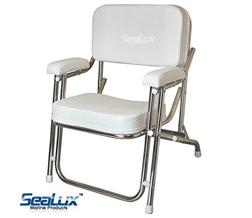 SeaLux Portable Boat Deck Beach Chair
