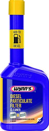 Wynn's Regenerador/limpiador del filtro de partículas dié
