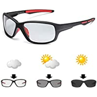 sunglasses restorer Gafas de Ciclismo Fotocromáticas Polarizadas Ezcaray, Gafas para Hombre y Mujer Ligeras, Flexibles y Cómodas.