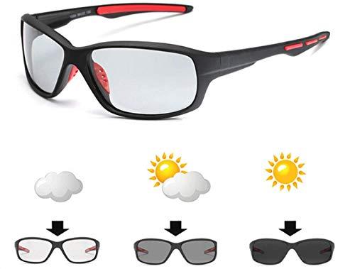 sunglasses restorer Selbsttönend Sportbrille für Herren und Damen, Ezcaray