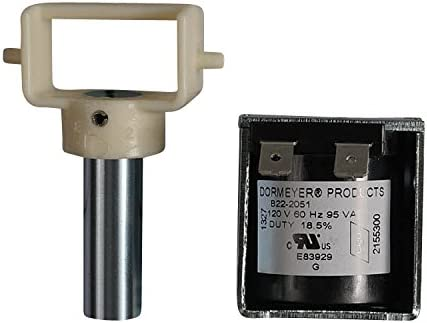 YesParts Selling rankings W10309866 Durable Refrigerator Solenoid Spring new work compatible with