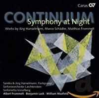 Continuum-Symphony at Night-Works By Schaedler/Fro
