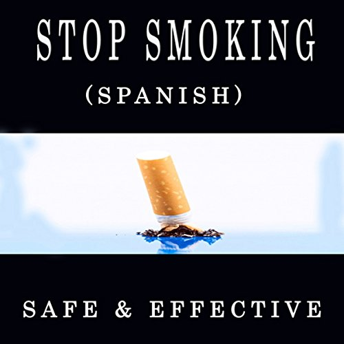 Stop Smoking Self Hypnosis audiobook cover art
