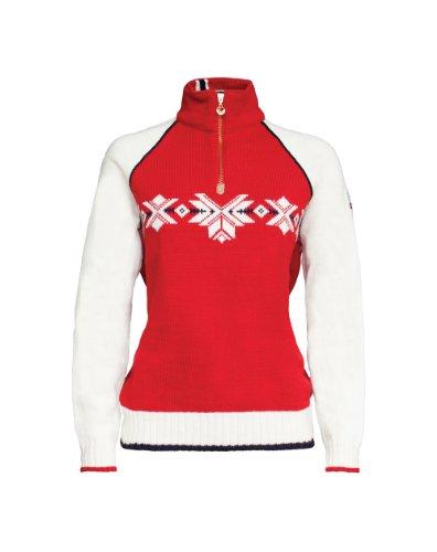 Dale van Noorwegen vrouwen Sochi trui
