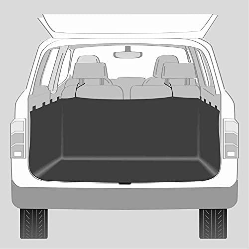 Trixie 1318 Kofferraum-Schondecke, 2,30 × 1,70 m, schwarz