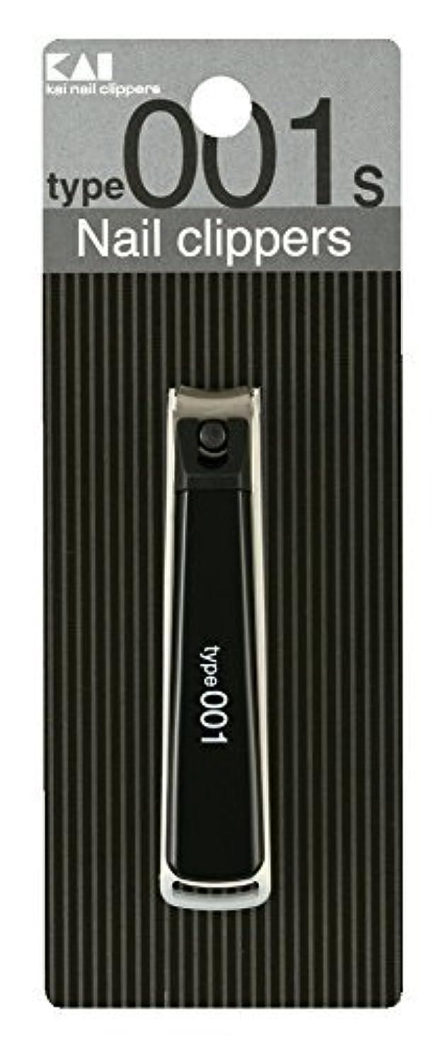 トピック飲食店ウミウシKE0120 ツメキリType001S黒 × 60個セット