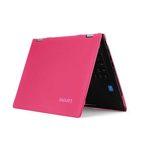 Funda de cáscara dura mCover para los NUEVOS 14' Yoga 530 (NO compatible con las antiguas series Yoga 520/510/500) computadoras portátiles (Yoga 530 14' Rosa)