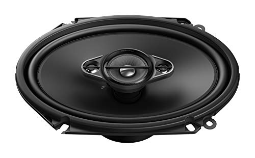 Pioneer TS-A6880F 4-Way Coaxial Sound System, 6 x 8-Inch