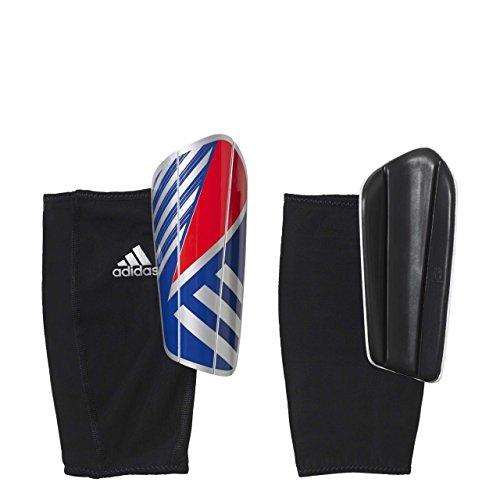 adidas Ghost Core Regular Schienbeinschoner Ghost Pro - solar red/collegiate royal/core black, Größe:XL